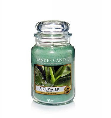 Aloe water Yankee Candle