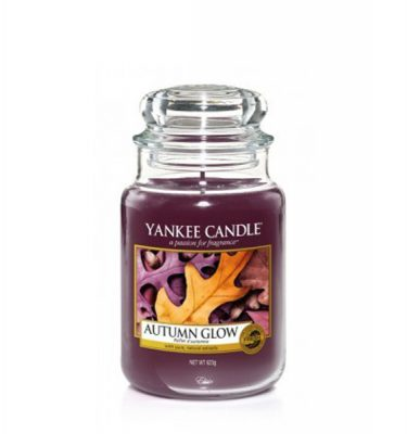 Autumn Glow Yankee Candle