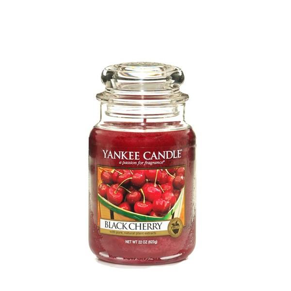 Black Cherry Yankee Candle