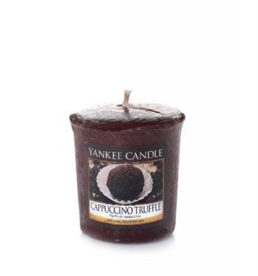 Cappuccino Truffle Yankee Candle