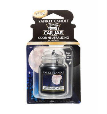 Profumatori per Auto Yankee Candle