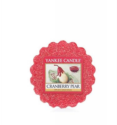 Cranberry Pear Yankee Candle