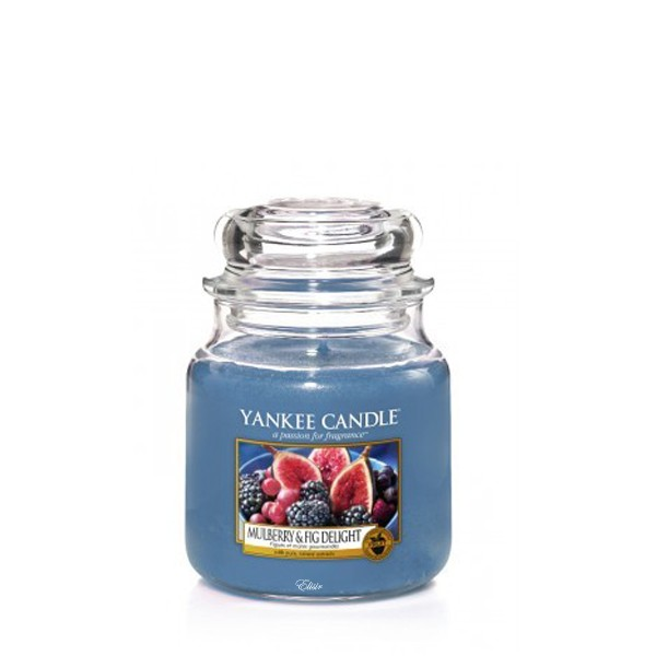 Mulberry & Fig Delight Yankee Candle