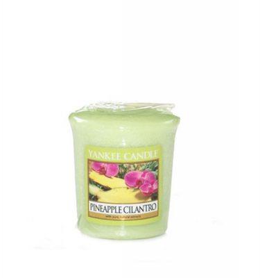 Pineaple Cilantro Yankee Candle