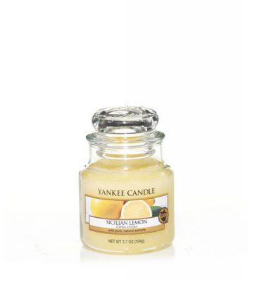 Sicilian Lemon Yankee Candle