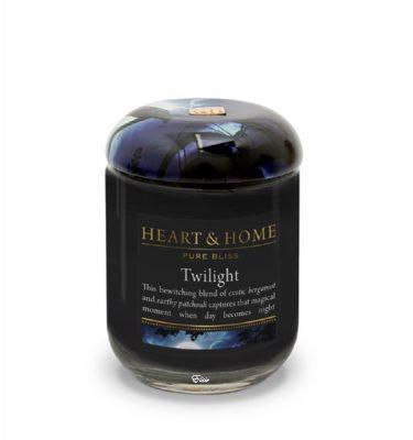 Twilight Heart & Home