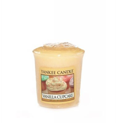 Vanilla Cupcake Yankee Candle