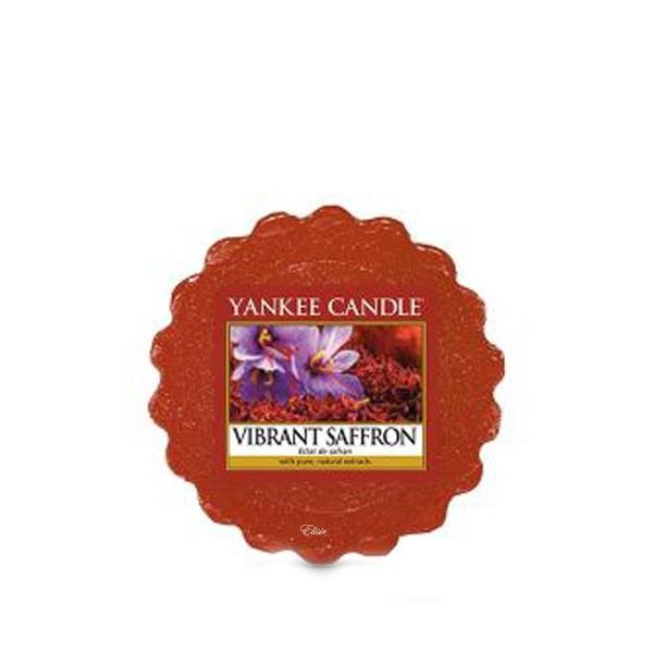 Vibrant Saffron Yankee Candle