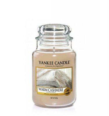 Warm Cashmere Yankee Candle