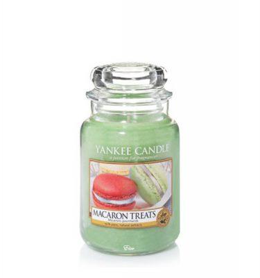 Macaron Treat Yankee Candle