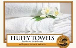 Fluffy Towels
