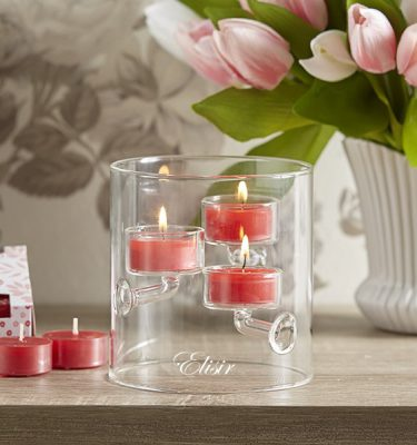 Porta Tea Light Neavita