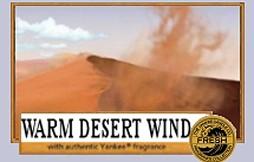 Warm Desert Wind