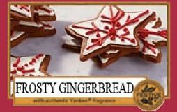 Frosty Gingerbread