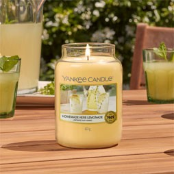 Homenade Herb Lemonade