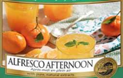 Alfresco Afternoon