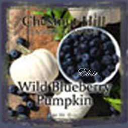 Wild Blueberry Pumpkin
